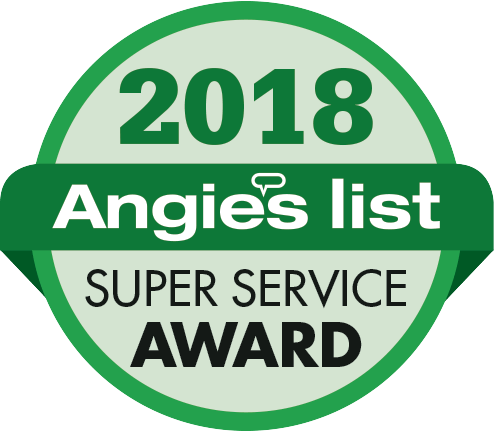 Angie's List Super Service Award Carpet Cleaning 2018