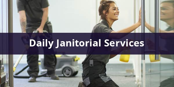 daily janitorial services