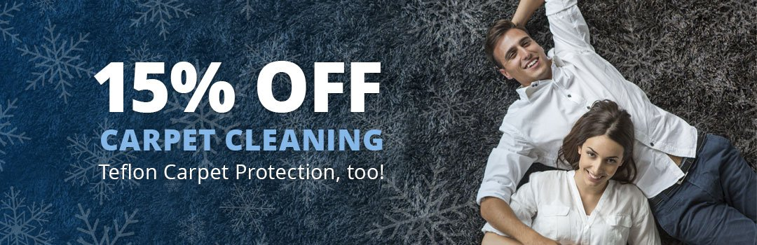holiday carpet cleaning special
