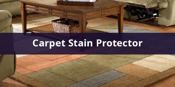 teflon carpet stain protector