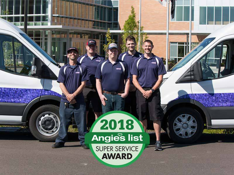 Brothers Cleaning Services Earns Angie's List 2018 Super Service Award